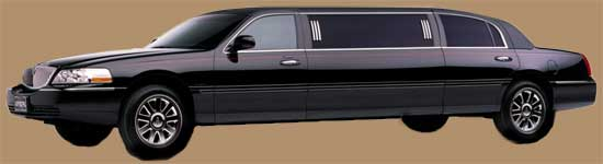 6pax stretch limo